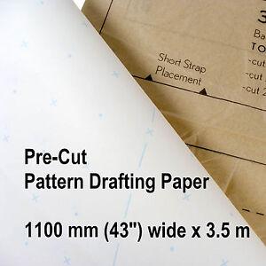 Image Is Loading Patternmaking Paper Pattern Making Drafting Sewing Patterns Dressmaking