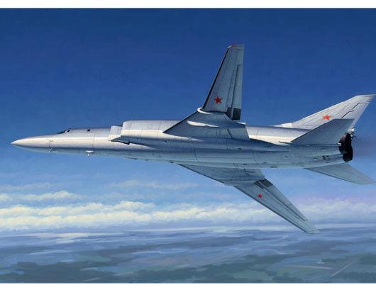 01655 Trumpeter Fighter Estático Modelo 1 72 Jet Soviético Bombardero Tu-22M2 contra-B