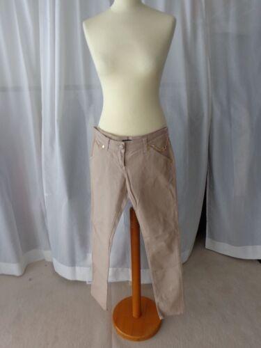 Jeans Franchi Gr Celyn Beige 38 couturier de B de Elisabetta style d 29 Pantalon qx8wr0xfI