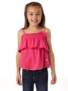 watch 27d9f 12fb2 Roxy Kids Sz 5 Shirts Tank Tops Western Sun Fushia | eBay