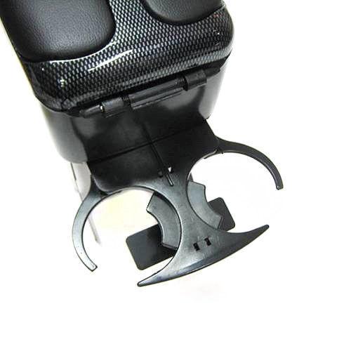 Armrest Centre Console For Audi 80 90 100 200 A1 A2 A3 A4 A5 A6 Black