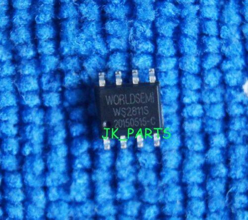 50pcs New WS2811S WS2811 SOP8 WORLDSEMI IC