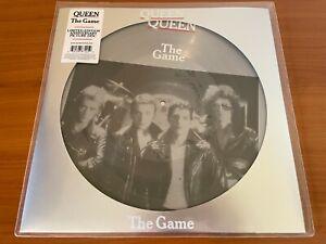 Queen THE GAME Anniversary Picture Disc #782 (LP vinyl Jazz Opera Flash Gordon)
