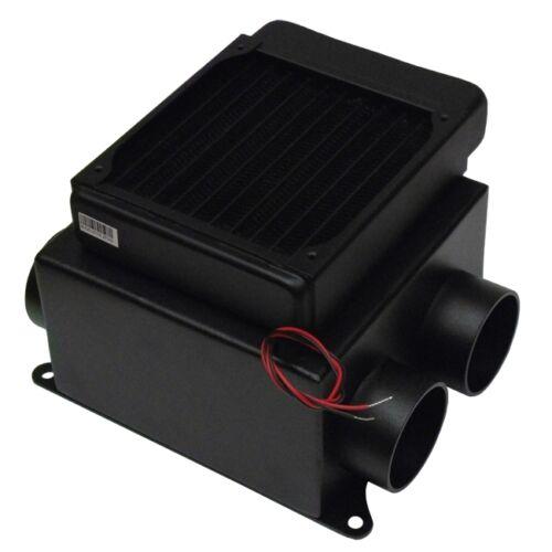 Universal 12v Lightweight Heater For Motorsport Custom Build Kit Car or Camper