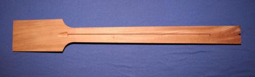 Guitar neck  Model 223 sapele
