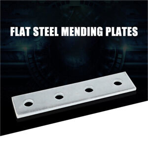 180mm-Stainless-Steel-Straight-Flat-Fixing-Mending-Plates-Brackets