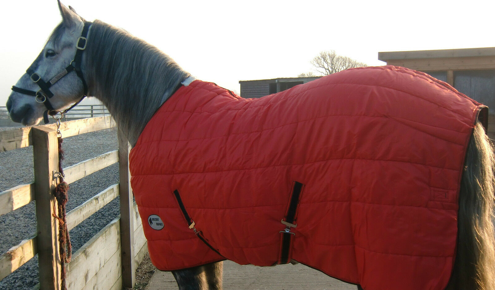 The New Forest Heavy Weight Stable Rug Rug Stable generous fit for warmth. Only 55391a