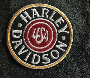 Harley Davidson Patch Aufnäher USA Badge MC,Biker,Kutte,Scull,Harley,9cm-Neu - Alt Sührkow, Deutschland - Harley Davidson Patch Aufnäher USA Badge MC,Biker,Kutte,Scull,Harley,9cm-Neu - Alt Sührkow, Deutschland