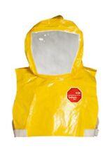 Dupont Tychem 9000 Lvl B Ex Bk Encap Suit Yellow Qty 2 Br651tyl00000200