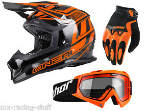 oneal 2series evo manalishi motocross helm ora thor. Black Bedroom Furniture Sets. Home Design Ideas