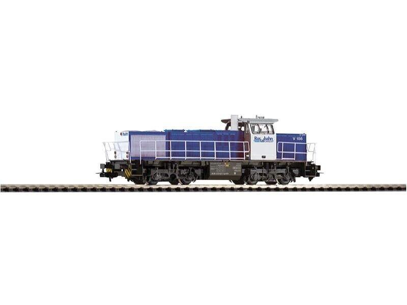 PIKO 59928 DIESEL g1206 rurtal Ferrovie, EPOCA VI, traccia h0