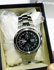 Casio Edifice Men Black Dial Water Resistant Watch EF-305D-1AVUDF EF-305D-1A New