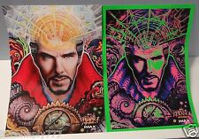 DOCTOR STRANGE MARVEL IMAX AMC MOVIE 9x13 PROMO POSTERS BENEDICT CUMBERBATCH