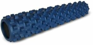 "Rumble Roller Blue 31"" RumbleRoller Deep Tissue RR316 Foam Massage 6"" x 31"""