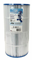 Unicel C-8311 Spa Replacement Cartridge Filter 100 Sq Ft Hayward Xstream Pxst100 on sale