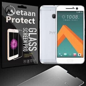 2X-HTC-10-Schutzglass-Schutzfolie-9H-Panzerglas-Echt-Glas-Schutz-Folie