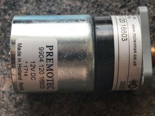 Renuncia PREMOTEC Servo Motor DC 12v Engranado