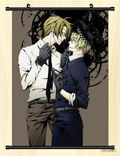 "8""*12"" Home Decor Japan Anime Axis Power Hetalia Cosplay Wall Poster Scroll B"
