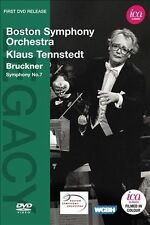 Legacy: Klaus Tennstedt conducts the Boston Symphony Orchestra - Bruckner: Symph
