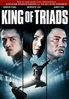 King of Triads 0031398149323 With Simon YAM DVD Region 1