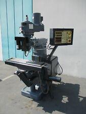 Supermax 3 Axis Cnc Vertical Milling Machine Model Yc 1 12 Vs Cnc W Crusader 2