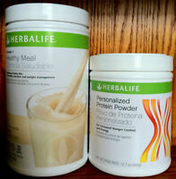 Herbalife Formula1 Nutritional Shake & Personalized Protein Powder Free Shipping