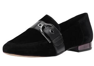 e2c81effd5e Image is loading New-MICHAEL-Michael-Kors-Cooper-Velvet-Women-Loafers-