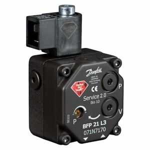 Oil Burner Pump Bfp 21L3 Danfoss 071N7170