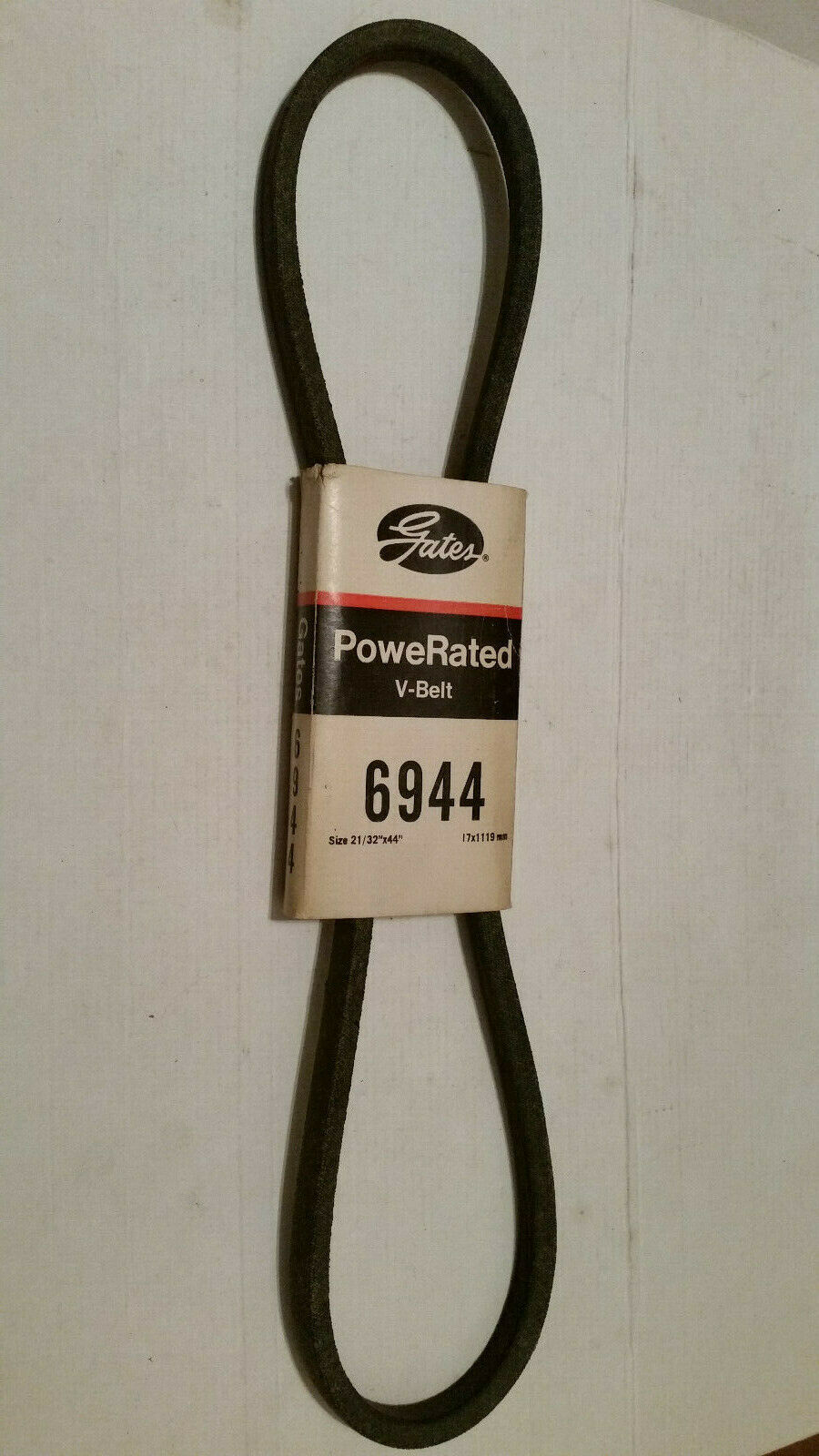 """Gates 21/"""" Powerated V-Belt"""