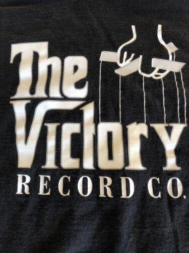 VTG 2000s Emo Victory Records Shirt L Thursday Bay