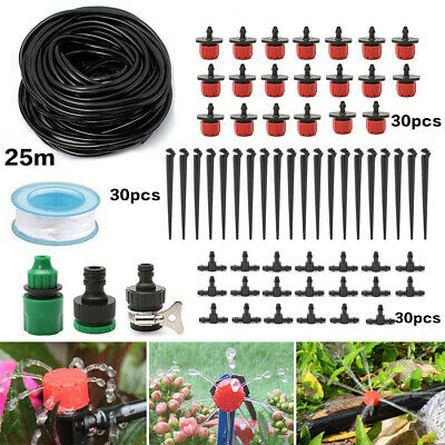 Pflanzzubehör Bewässerungshilfen 25m Automatisch Bewässerungssystem Micro Drip Bewässerung Diy Gartenpflanze De Auf Der Ganzen Welt Verteilt Werden