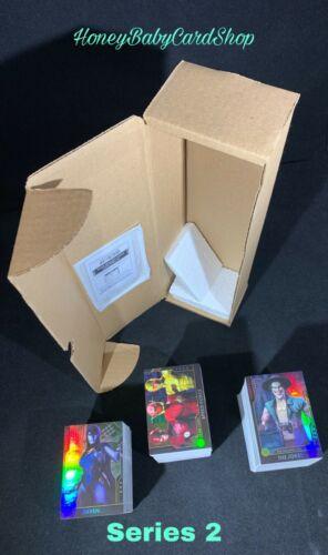 Injustice Arcade GEM MINT Series 2 Card 64 Red Son Deathstroke