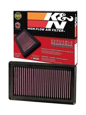 K/&N Filters Fits 2007-2017 Nissan Chevrolet Hi-Flow Air Intake Filter