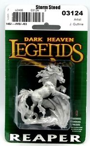 Reaper 03124 Storm Steed Dhl Demon Pegasus Demonic Nightmare