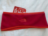 The North Face Standard Issue Ear Gear Pink Orange With Tags