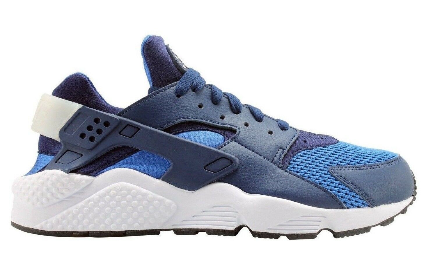 Nike Men's AIR HUARACHE Running shoes blueee Void 318429-421 c