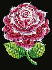 Sequin-Art-Red-Rose-Craft-Kit-SA1001-KSG