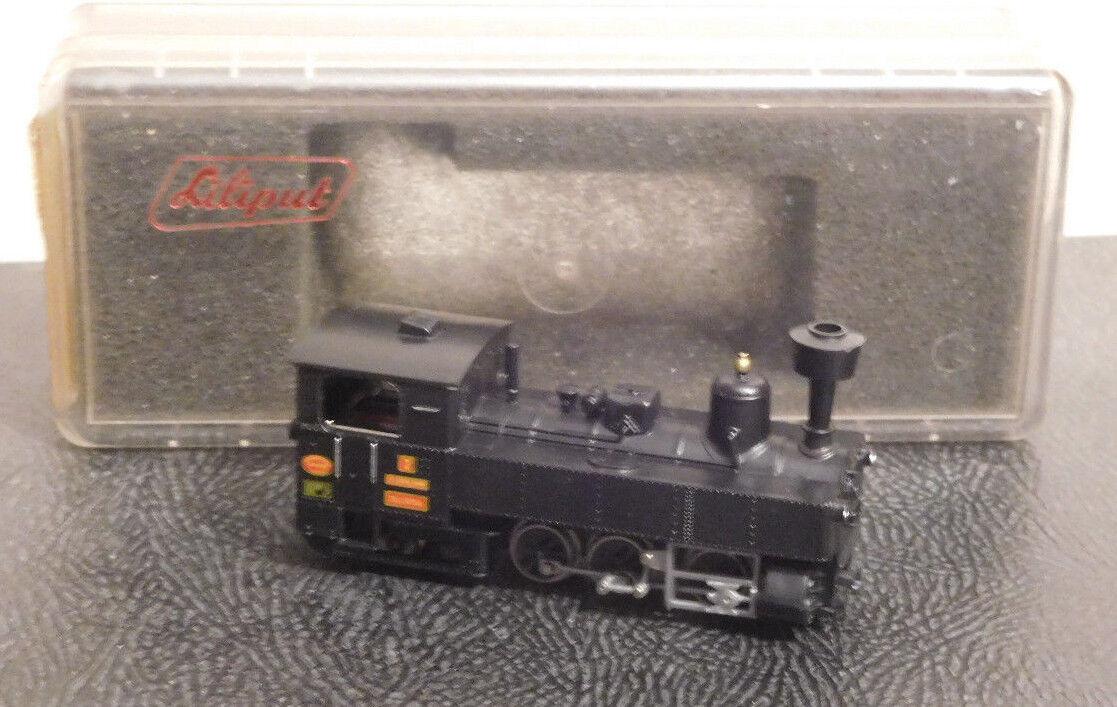 Vergriffen ) Modelll Dampflok Reihe U Zillertalbahn in OVP ( Baureihe 99 ) BR H0e