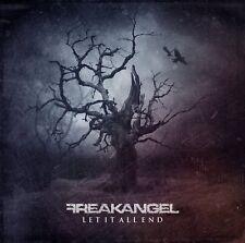 FREAKANGEL Let It All End CD 2012