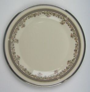 Lenox-China-LACE-POINT-Salad-Plate-s-EXCELLENT