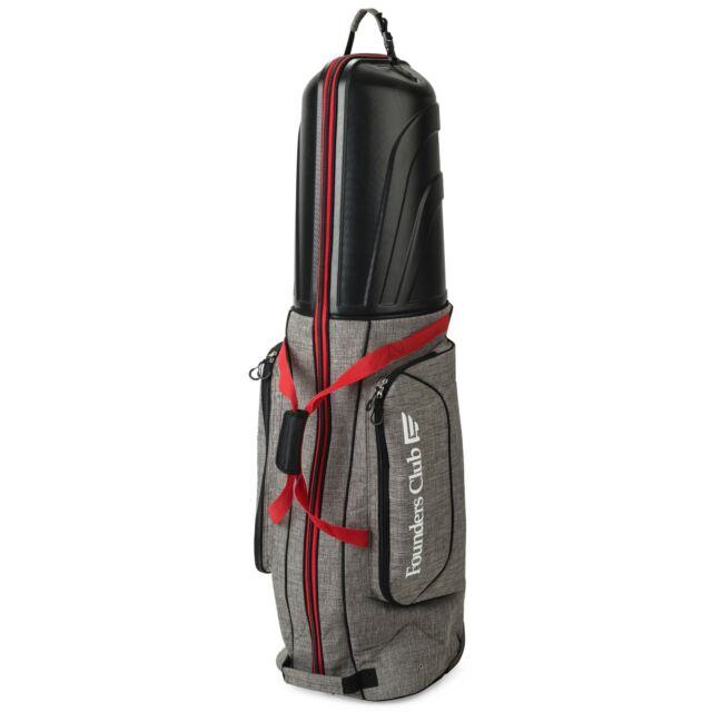 Plano Dlx Golf Club Case Travel Bag