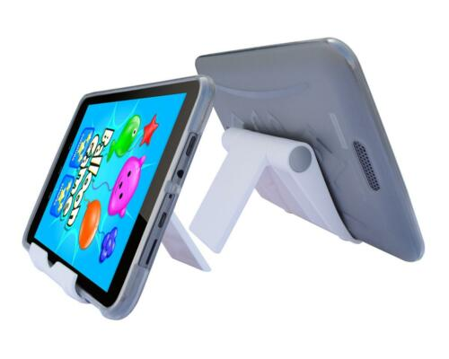 View Stand Holder TPU Gel Skin Case Cover for Hisense Sero 8 E2281 Tablet