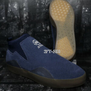 new product 09530 1373f Image is loading ADIDAS-3ST-002-NAVY-WHITE-GUM-MEN-039-