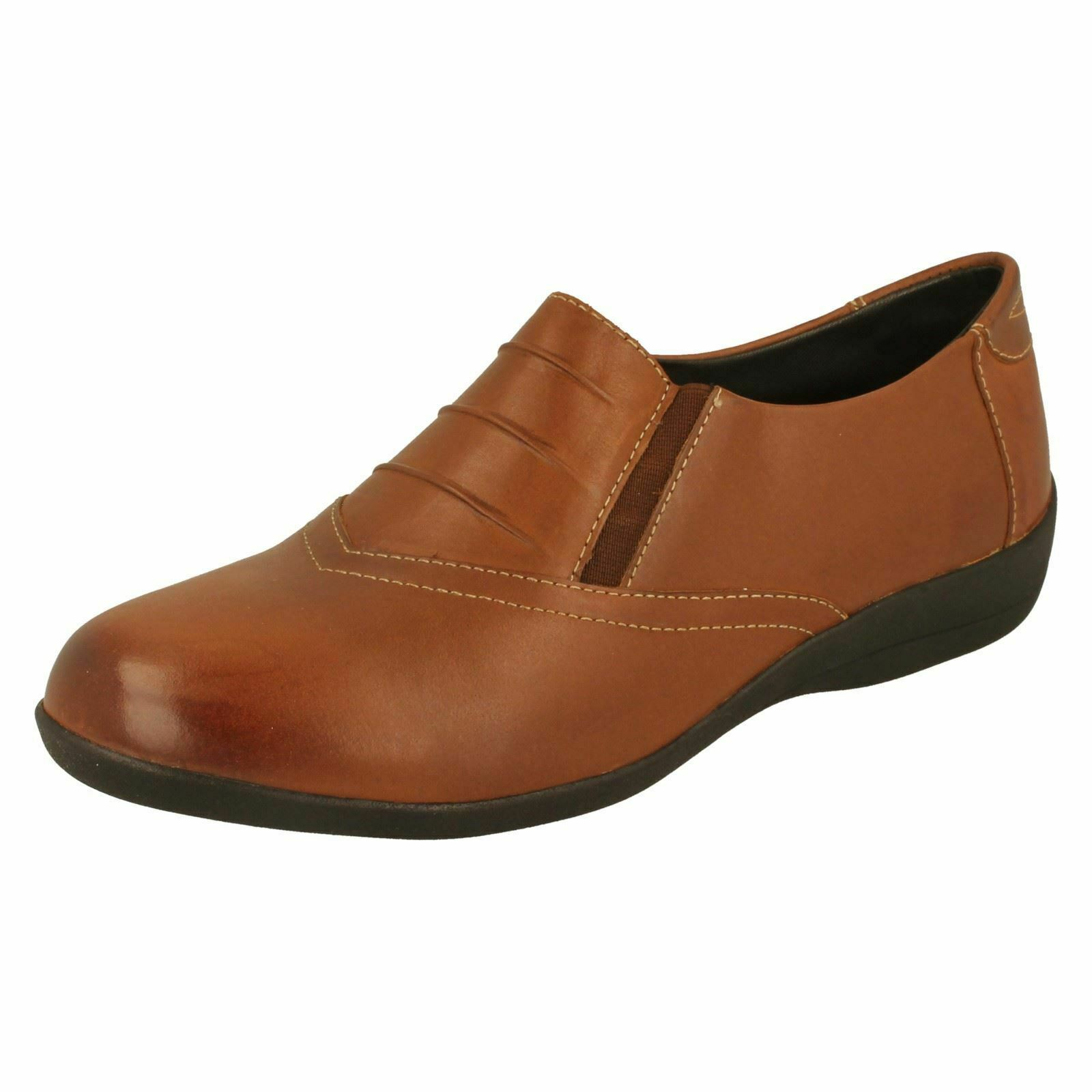 Ladies Padders Extra Wide Fitting Casual shoes - Valley