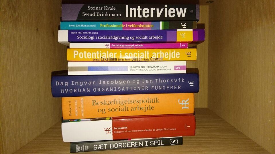 Favorit Socialrådgiver Bøger, blandet – dba.dk – Køb og Salg af Nyt og Brugt IG25