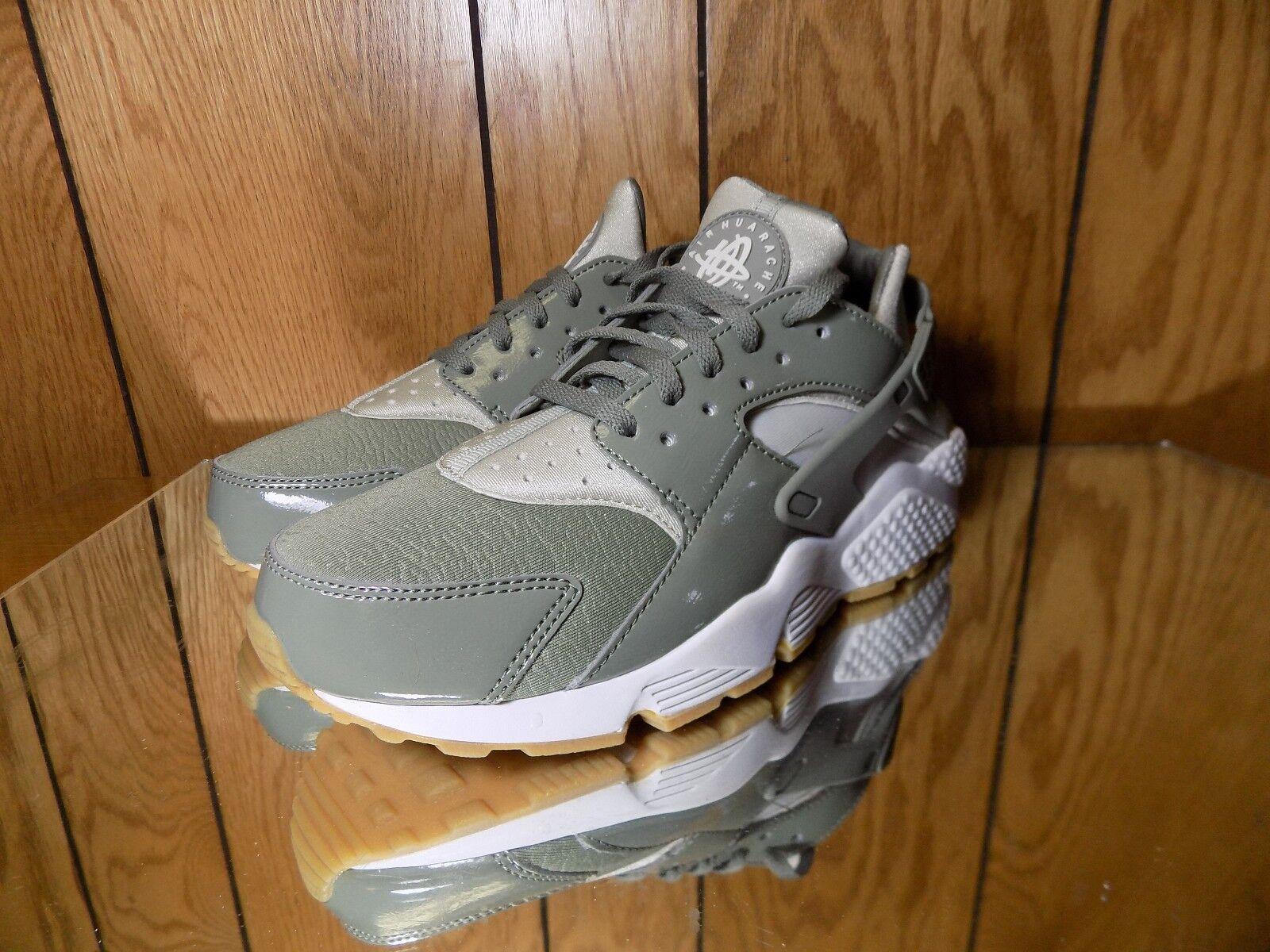 6202d36e6e1ad ... Nike Nike Nike Women s AIR HUARACHE RUN shoes Dark Stucco Pale Grey  634835-027 ...