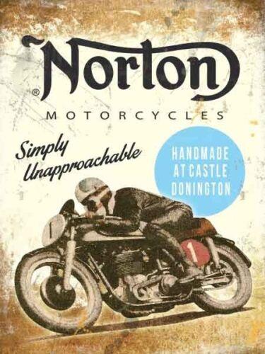 Norton simplement inabordables grand panneau en acier og 4030