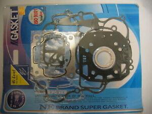 Complete Engine Gasket Set Kit Kawasaki KMX 125 B11 2001
