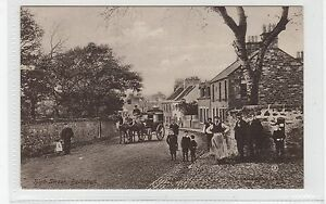 HIGH-STREET-BELHAVEN-East-Lothian-postcard-C25881