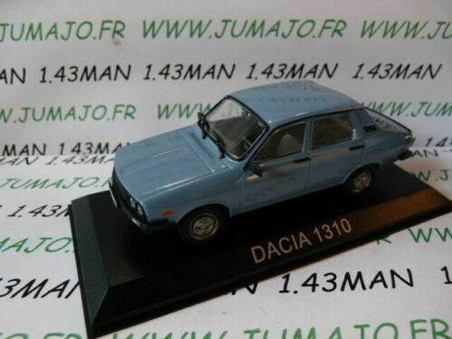 DACIA 1310 Renault 12 BAL23H Voiture 1//43 IXO DEAGOSTINI Balkans